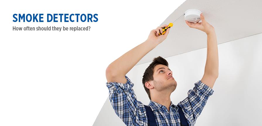 How Often Should You Replace Smoke Detectors? - Alarm ...