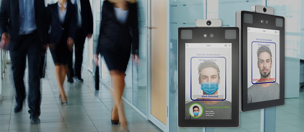 Using Body Temperature Detection To Safeguard your Business | Commercial Security