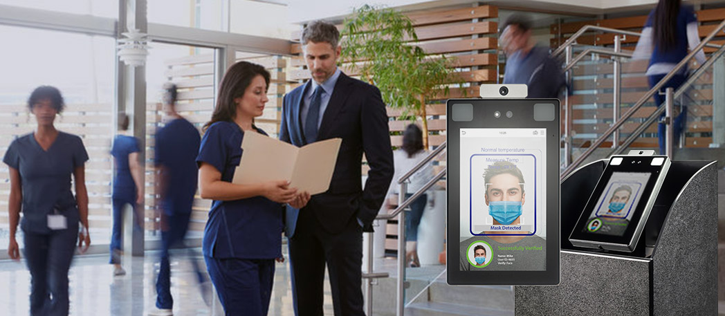 Using A Body Temperature Detection System Can Keep Your Healthcare Employees, Patients, and Visitors Safe