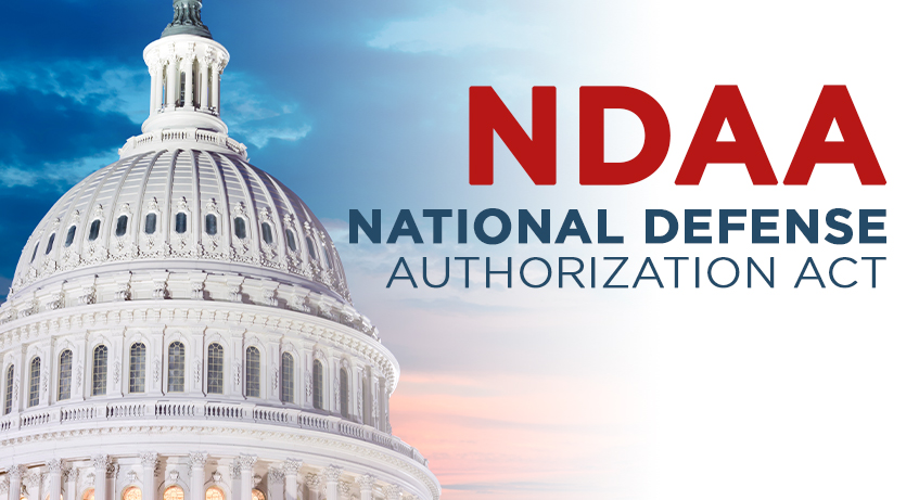 What is the NDAA, and What Does It Mean For Video Surveillance?